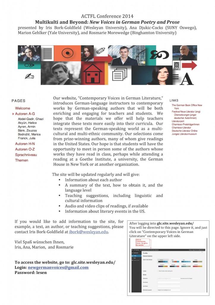 ACTFL2014-Multi-Kulti&Beyond-Handout
